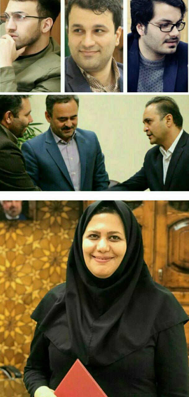 انتصاب مشاورین جدید در فرمانداری لاهیجان
