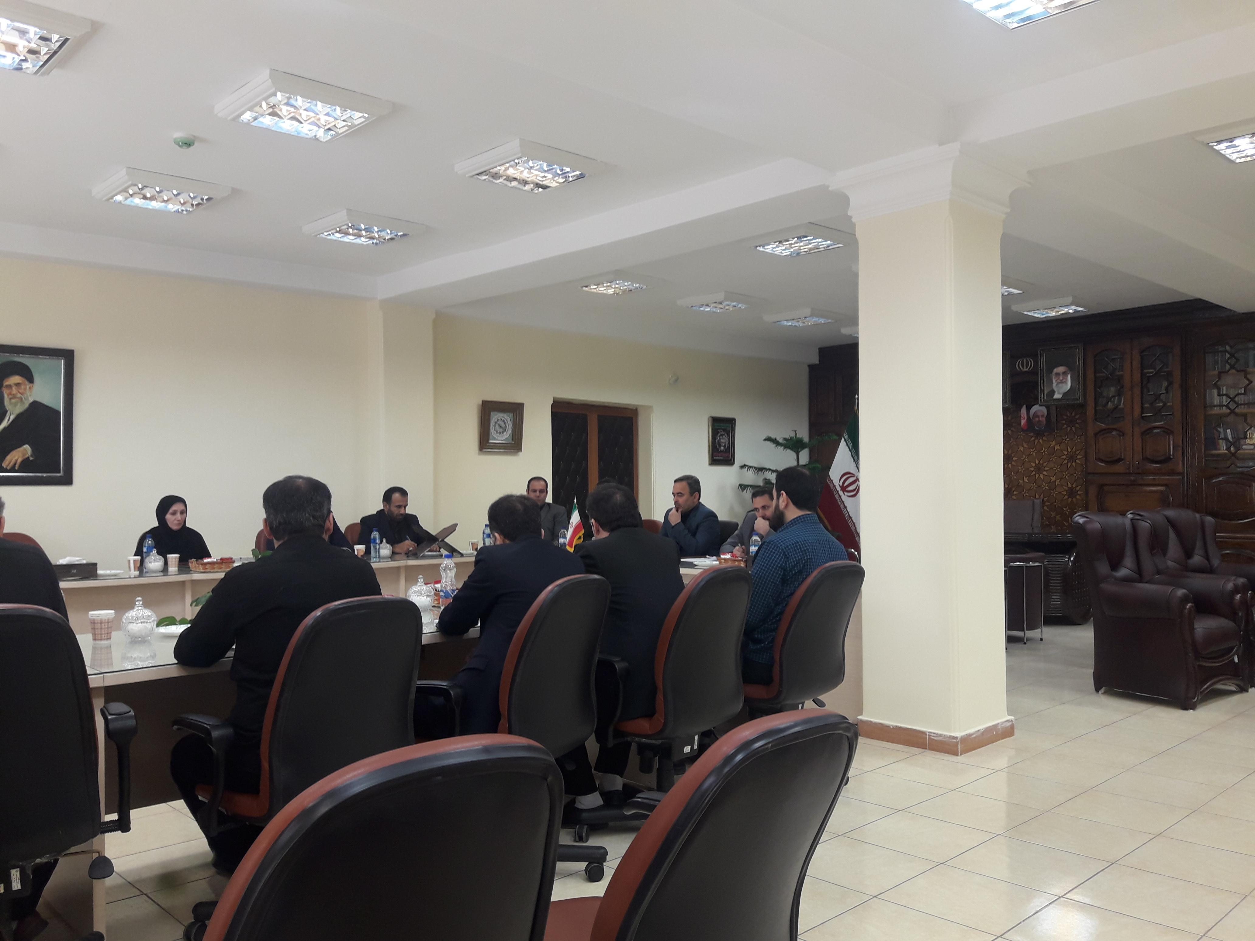 ستاد بزرگداشت هفته دفاع مقدس صبح امروز (دوشنبه_۹۷/۰۶/۲۶) به ریاست مهندس جانبازی سرپرست فرمانداری لاهیجان برگزار گردید.