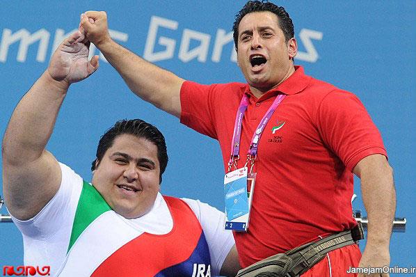 سیامند رحمان کاندیدای بهترین وزنهبردار آسیا و اقیانوسیه شد