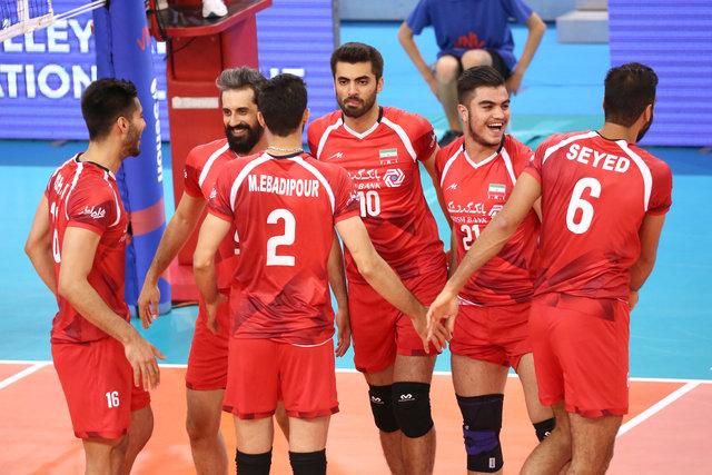 دلیل پخش نشدن دیدار والیبال ایران و کوبا مشخص شد