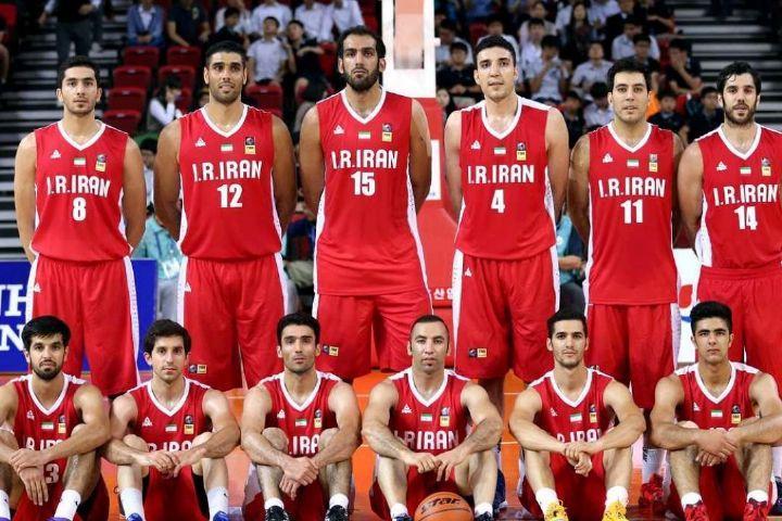 ایران _ژاپن مسابقات انتخابی جام جهانی بسکتبال