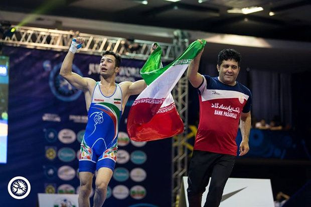 تیم ایران قهرمان کشتی_فرنگی جوانان جهان شد