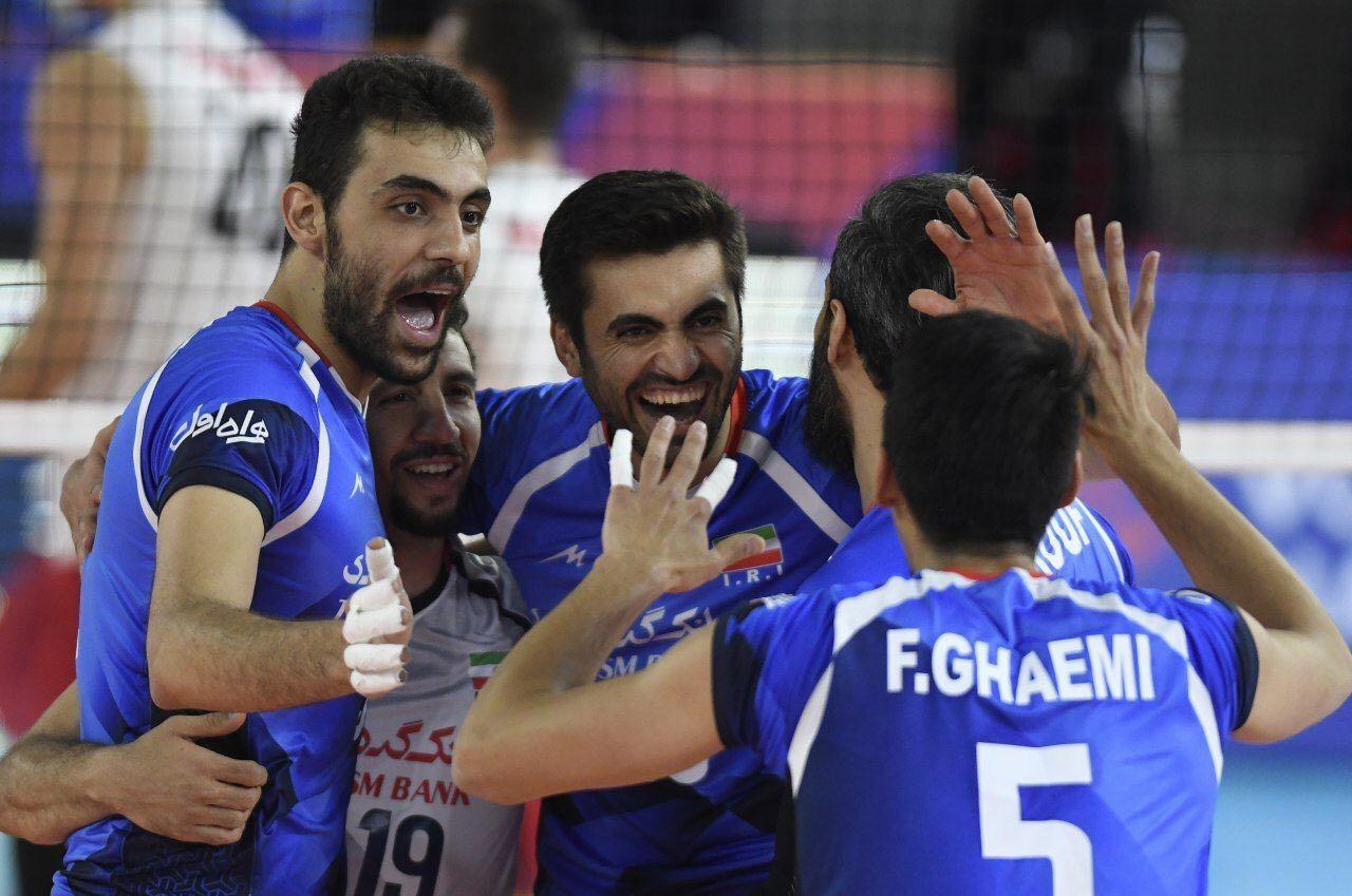بلغارستان ۳ ایران ۰ شکست ایران در اولین بازی دوره دوم