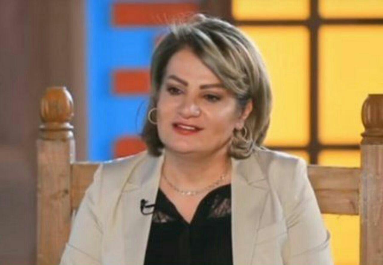 ♦️نامزدی نخستین زن عراقی برای پست ریاست جمهوری