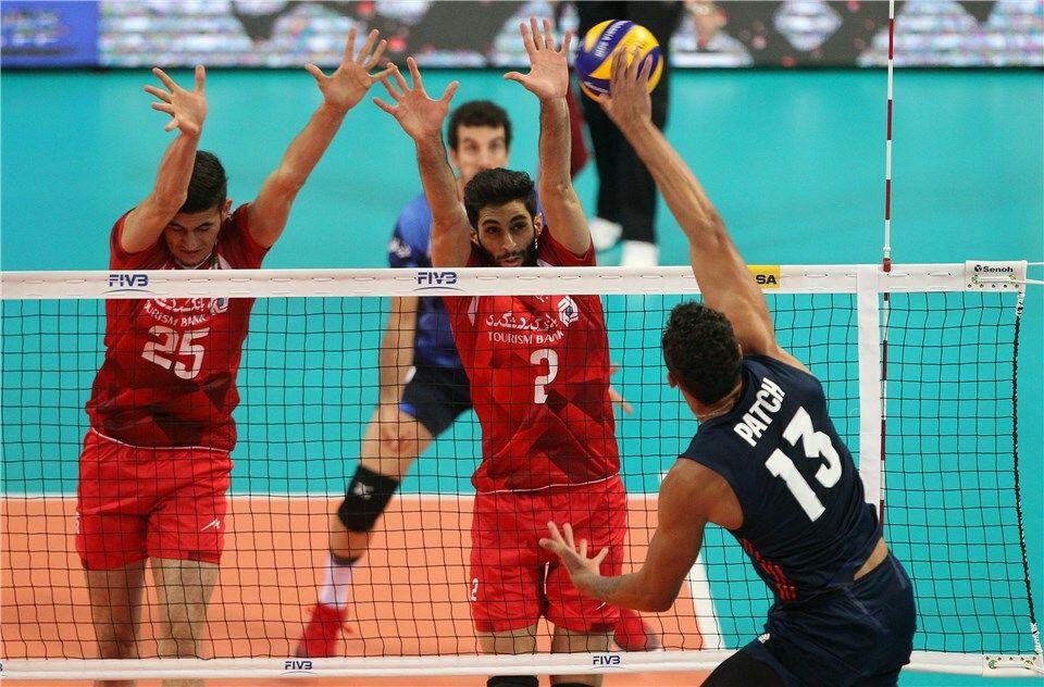 پایان کار تیم ملی والیبال ایران در دور دوم مسابقات قهرمانی جهان