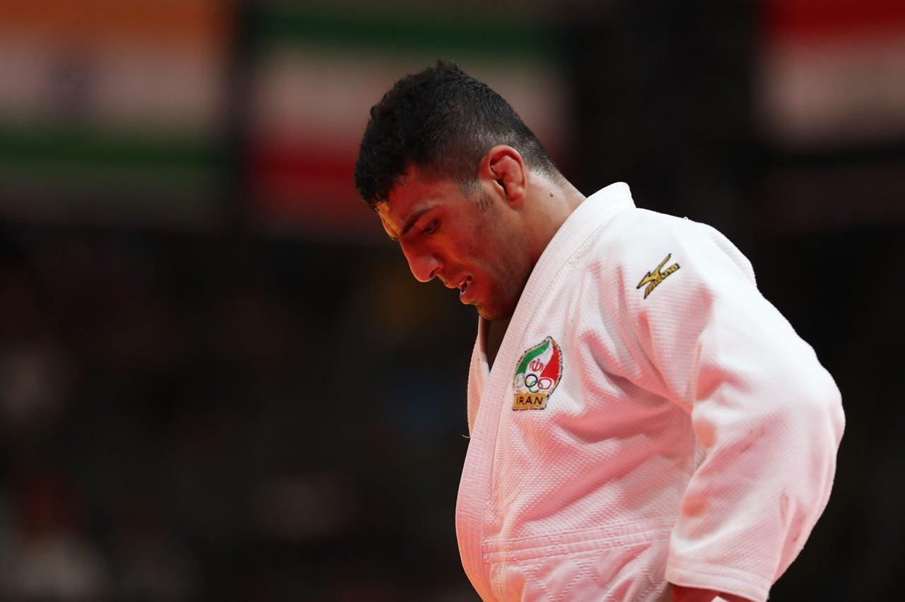 طلسم ۱۵ ساله جودوی ایران در کسب طلای   جهانی شکسته شد.