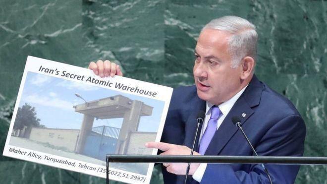 خیمهشب بازی جدید نتانیاهو