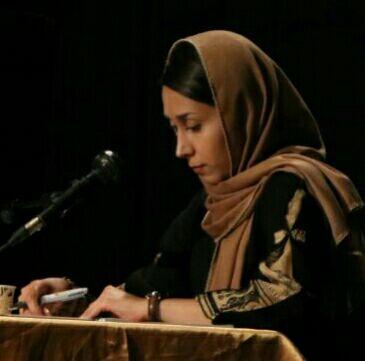 شعر برتر هفته از زهرا وحیدی