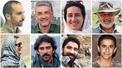 ✳️ گزارشی از دیدار خانوادههای فعالان محیط زیستی بازداشتشده با کمیسیون حقوق بشر کانون وکلا :