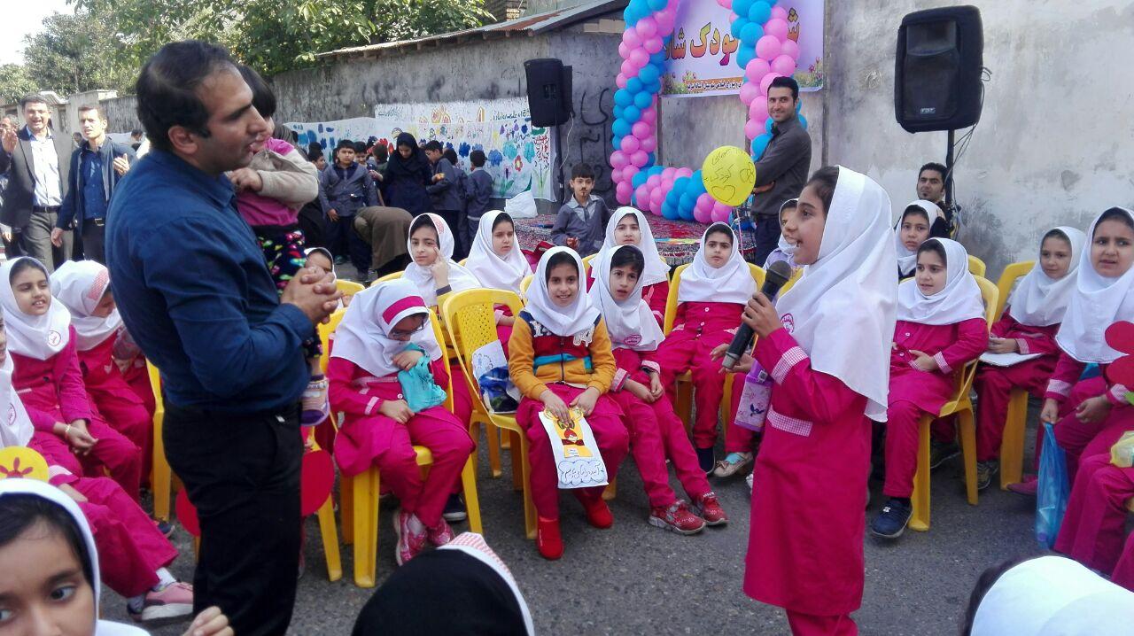 جشنواره روز جهانی کودک در آستانهاشرفیه با مشارکت انجمن بوم بانان گیل و دیلم برگزار شد / گزارش تصویر