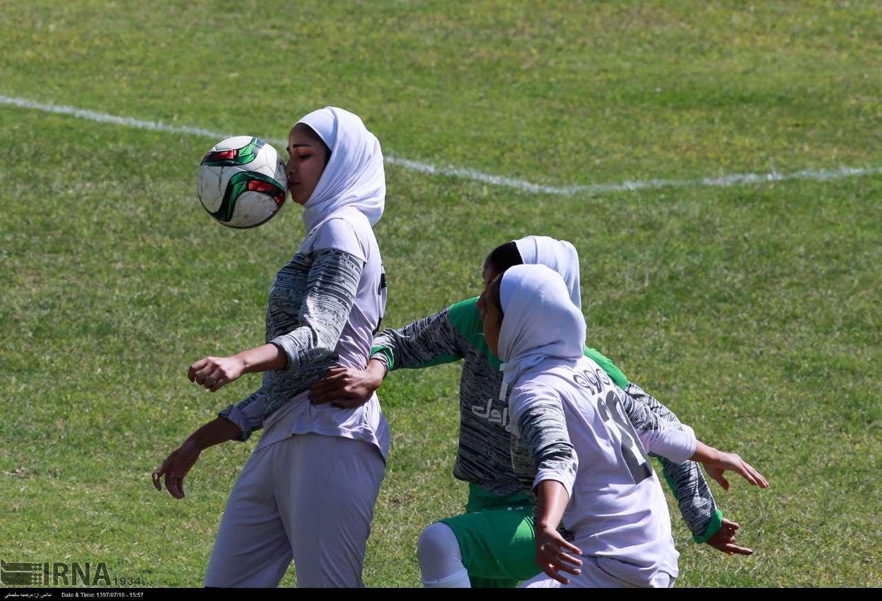 اولین گام تیم ملی فوتبال زنان ایران برای حضور در المپیک ۲۰۲۰