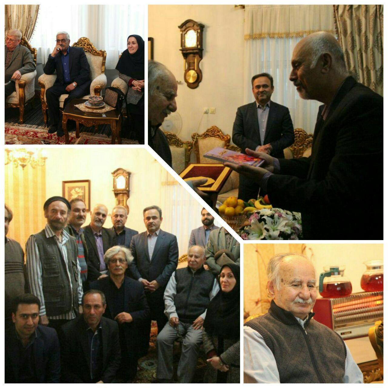    مهندس جانبازی:رییس اداره فرهنگ و ارشادشهرستان لاهیجان ،ازمدیران موفق کشوری است