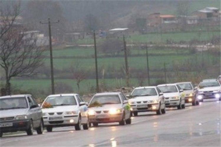 مدیرکل راهداری و حمل و نقل جادهای گیلان: ۵۳ سامانه ثبت تخلف در محورهای گیلان نصب شد   کاهش ۳۹ درصدی تصادفات در ۸ ماهه نخست امسال