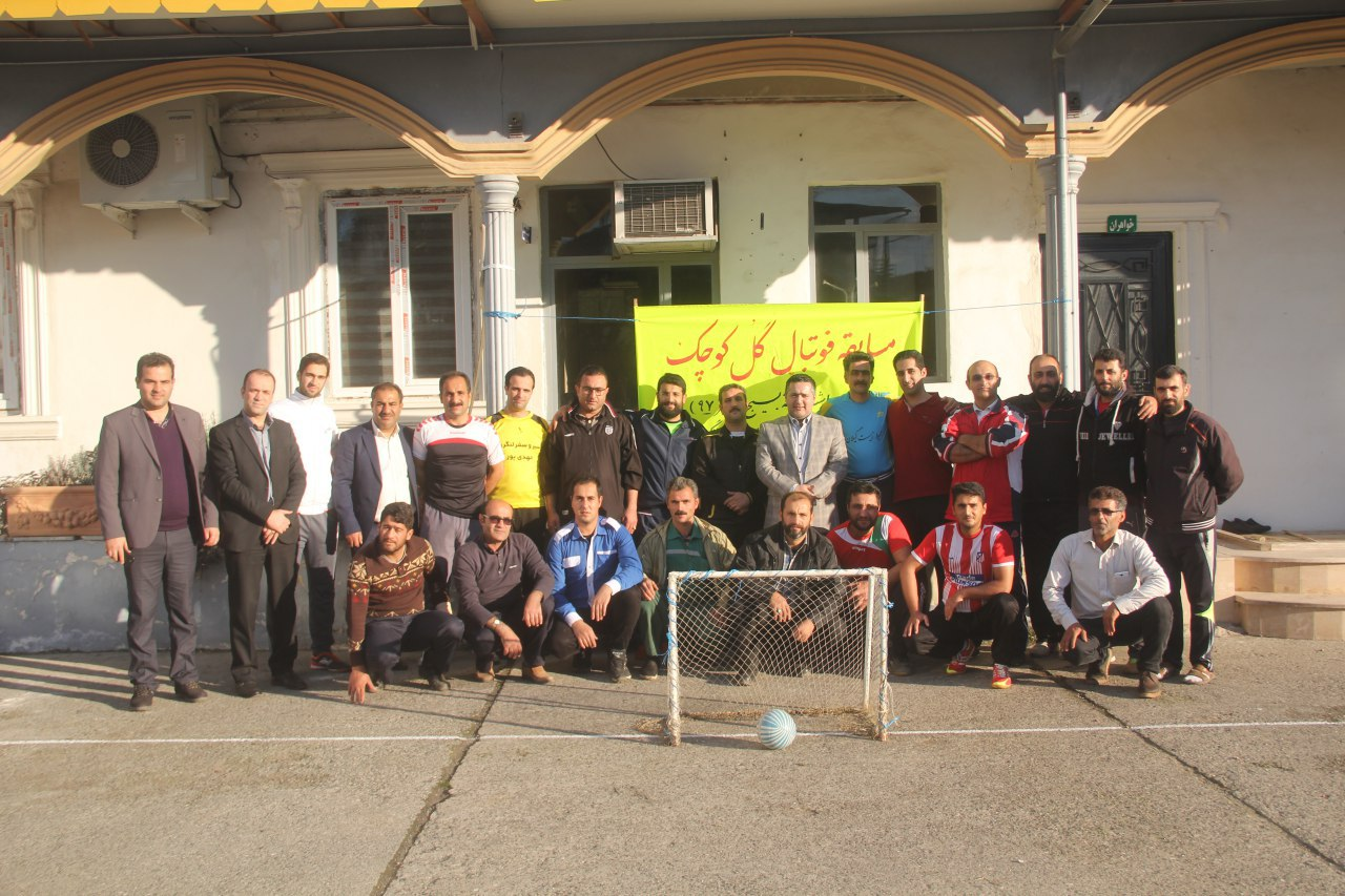  💢 برگزاری مسابقات فوتبال گل کوچک، گرامیداشت هفته بسیج