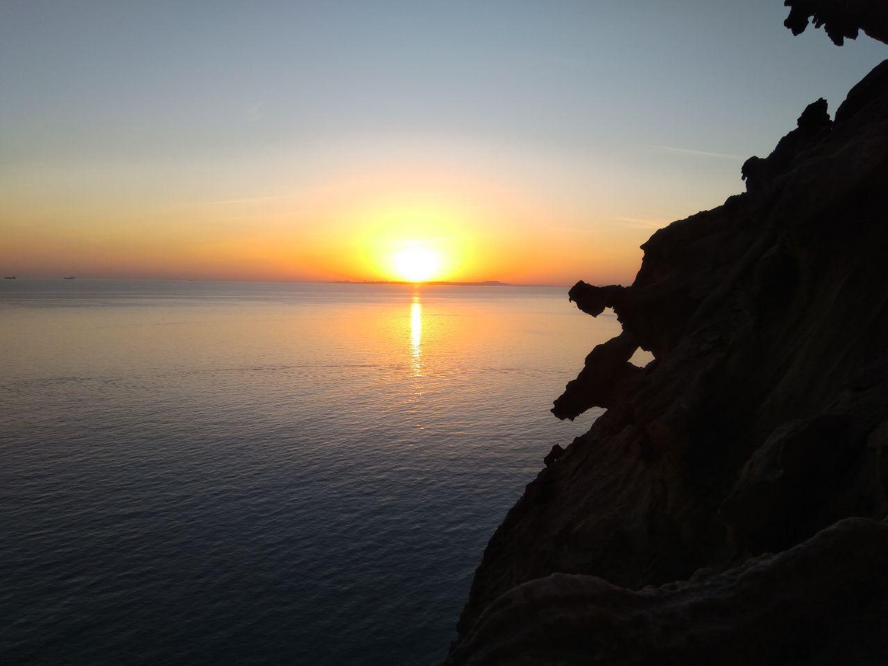 جزیره ی هرمز_دره مجسمه ها_عکس روجا فیاض