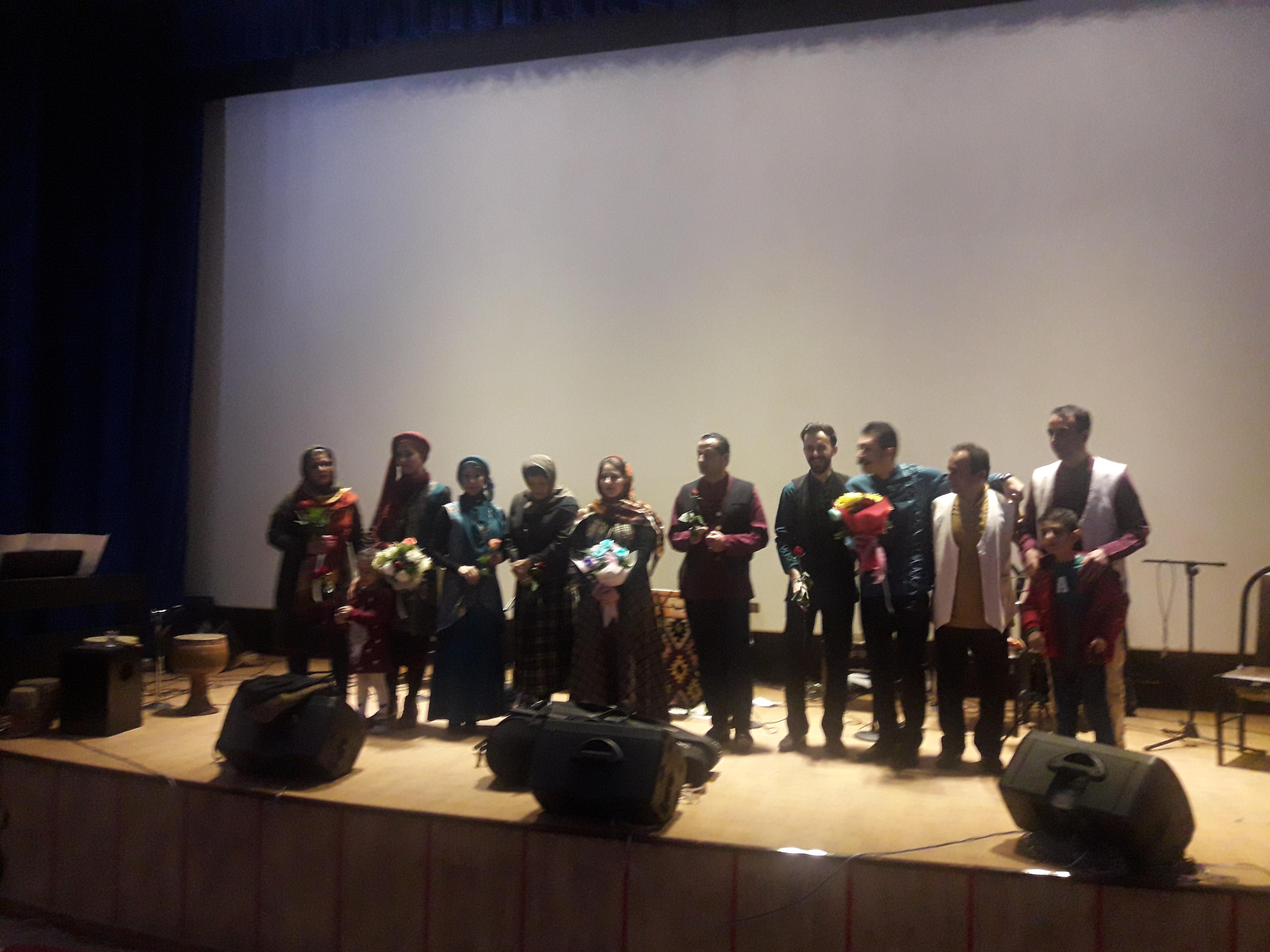 دل نوشته ی نوید احمدی راد؛ مدیرعامل خیریه طلوع سبز گیل بام پیرامون کنسرت خیریه آوای مهر