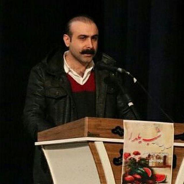 شعر برتر هفته از شاعرجوان لاهیجانی ?نیما اسدی