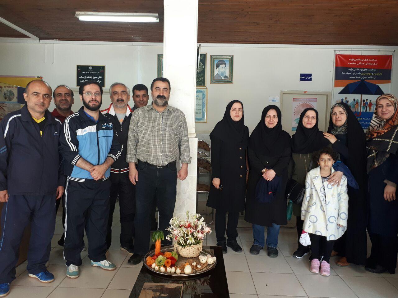 💯همایش کوهنوردی بمناسبت هفته سلامت در لاهیجان برگزار شد.