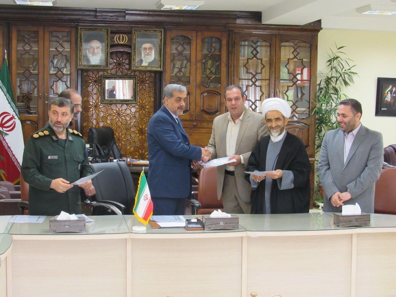 شهردار لاهیجان به عنوان عضو هیات امنای یادمان شهدای گمنام شهرستان لاهیجان انتخاب شد