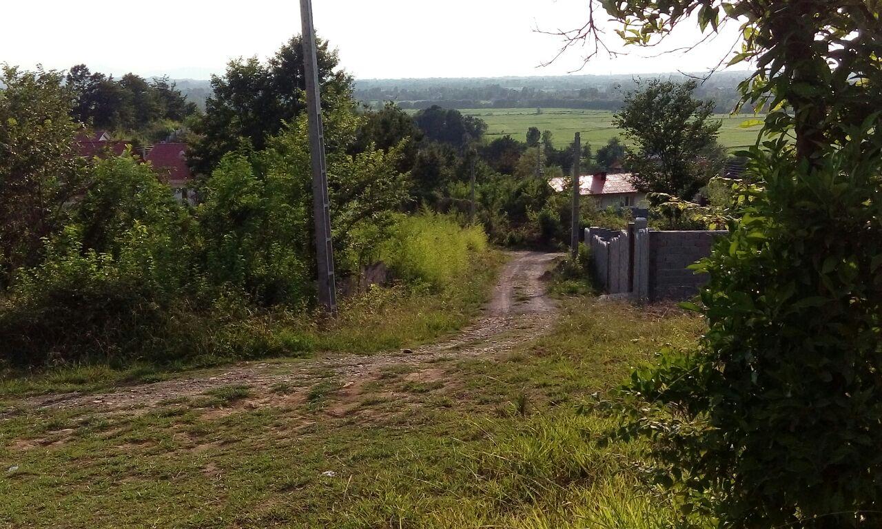 گزارش تصویری از حال و روز این روزهای روستای لیالمان و ویلا سازی های مطرح شده