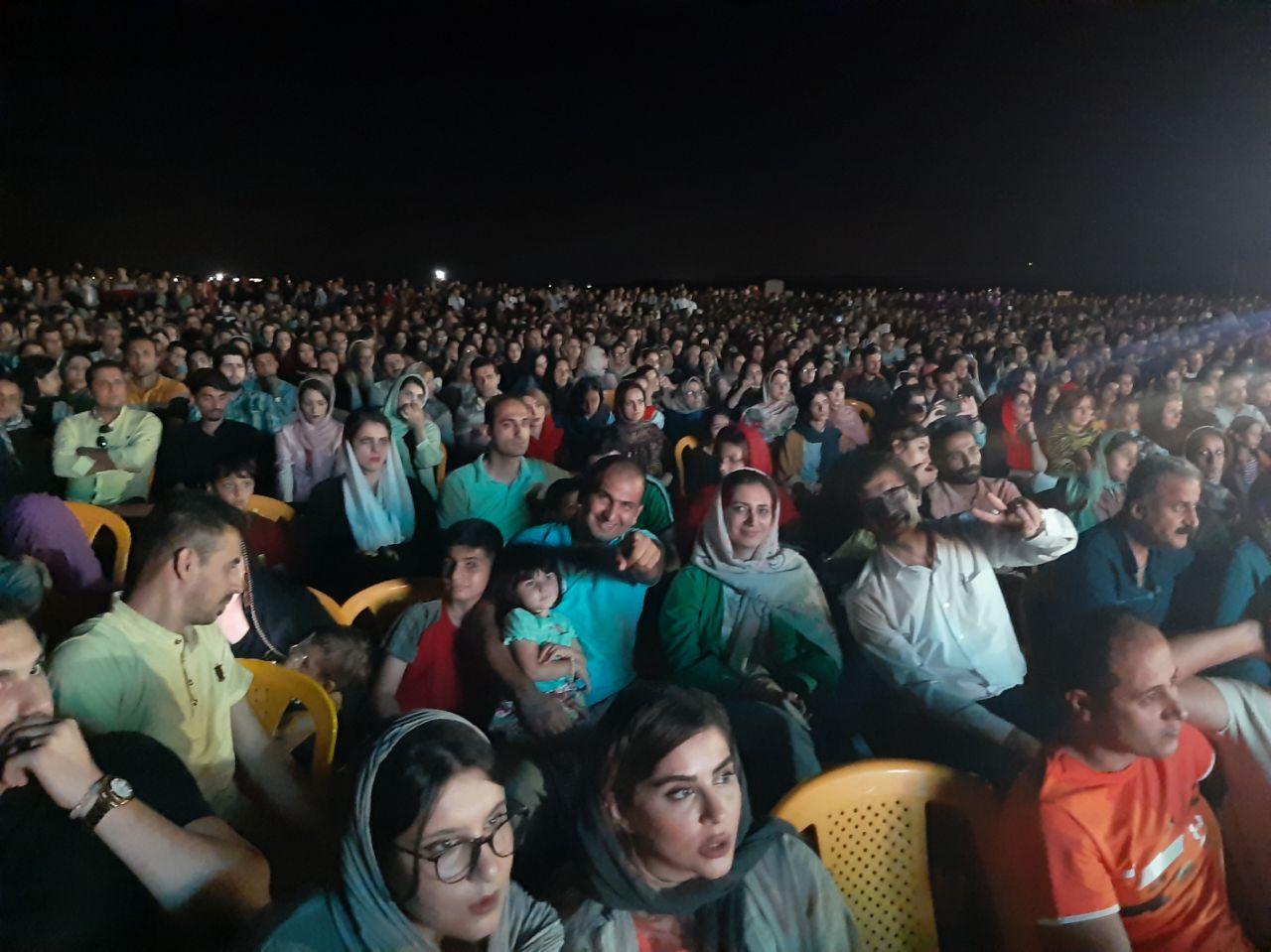 گزارش تصویری چهارمین جشنواره ملی دریای کاسپین در ساحل سحرخیرمحله لاهیجان
