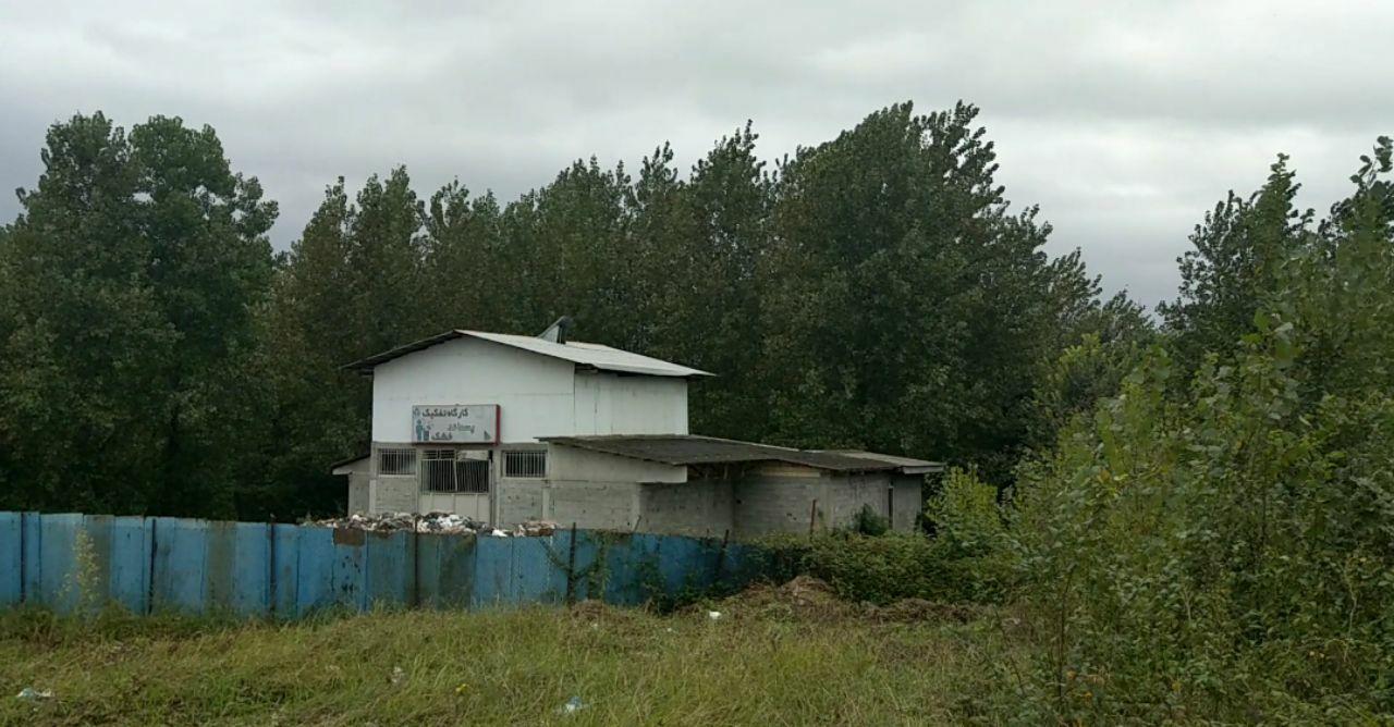 بازدیدمیدانی فرماندارلاهیجان از وضعیت دپوی پسمانددر منطقه لیالمان