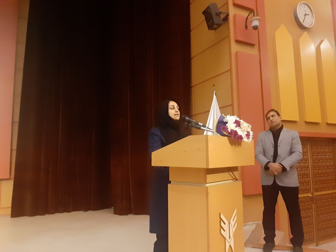 گزارش تصویری همایش چالش های محیط زیست استان گیلان
