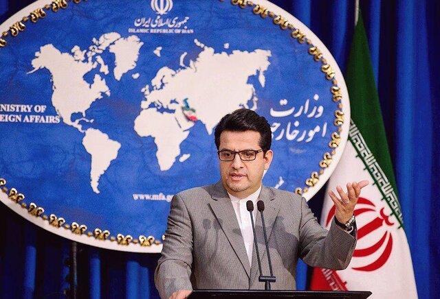 سخنگوی وزارت خارجه: هیات ۱۰ نفره کانادایی برای رسیدگی به امور قربانیان کانادایی عازم ایران هستند