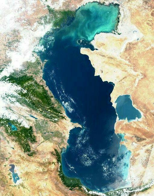 🧪💧آلودگی دریای خزر ۴۰ برابر حد مجاز است!