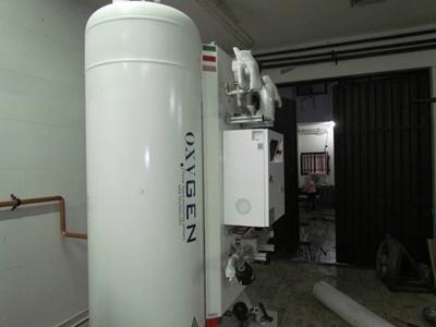 تجهیز بیمارستانهای گیلان به دستگاه اکسیژن ساز