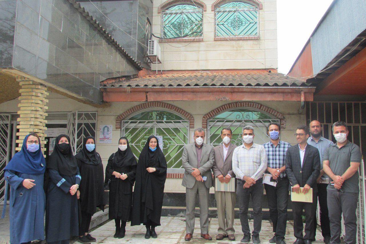 تقدیر از فرهاد نظرپور خبرنگار بازنشسته خبرگزاری ایرنا به مناسبت روز خبرنگار