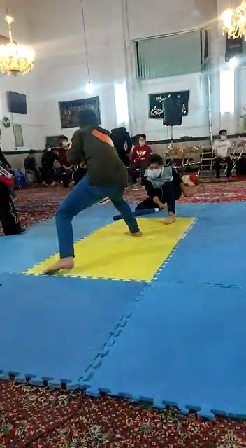 برگزاری همایش همگانی معرفی هنر رزمی ایرانی باستانی اسپوکس