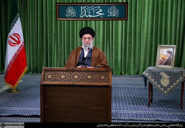 بیانات رهبری در روز میلاد پیامبر اسلام (ص ):سیاست ایران در قبال آمریکا با آمدن یا رفتن افراد تغییر نمی کند/ گرانی ها منطقی نیست و دلیلی ندارد