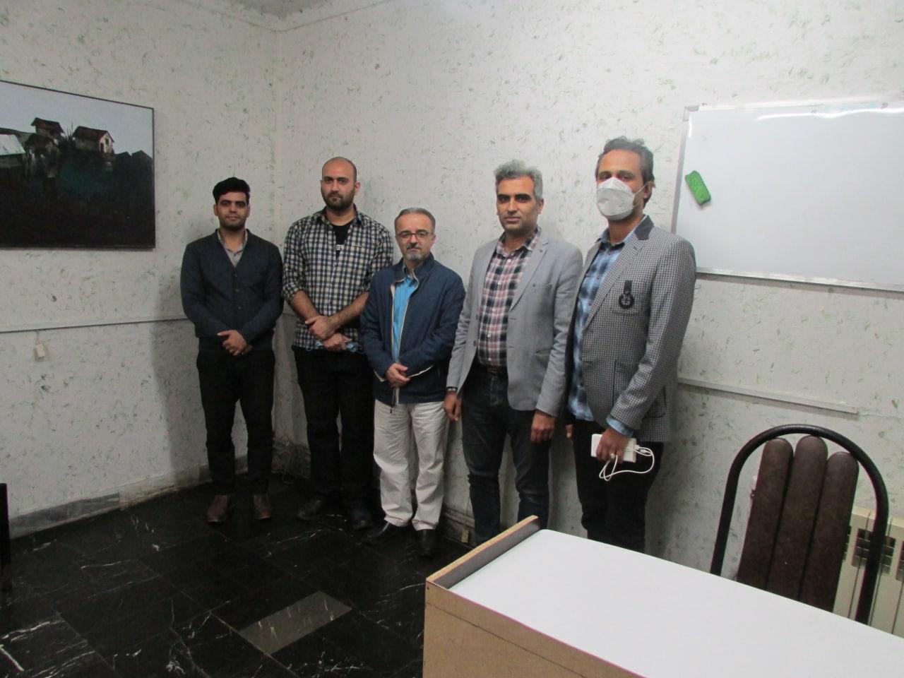 هسته مرکزی انجمن رسانه ی لاهیجان تشکیل شد
